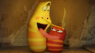 LARVA  WARM BOX  Cartoons For Children  LARVA Full Episodes  Cartoons For Children