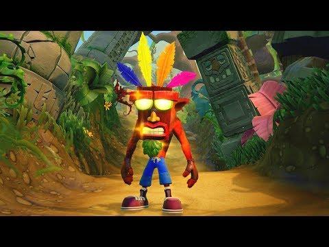 11 Trucos Coquetos de Crash Bandicoot