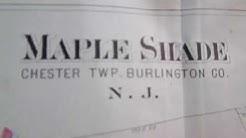 1907 Maple Shade NJ map