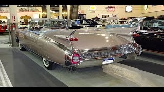1959 Cadillac Caddy Eldorado Biarritz Convertible & Great Tail Fins My Car Story with Lou Costabile
