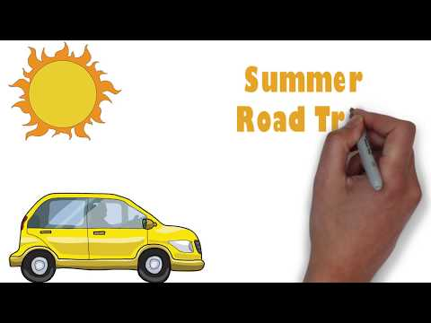 MDOT Summer Travel Tips – Comfort Items