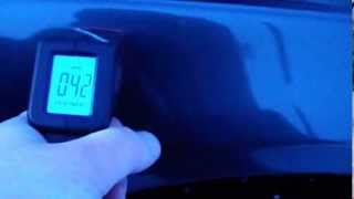 Толщиномер, проверяем авто!(Толщиномер, очень нужный и эффективный прибор! С его помощью можно определить битый авто или нет! Если приго..., 2014-02-23T18:50:32.000Z)