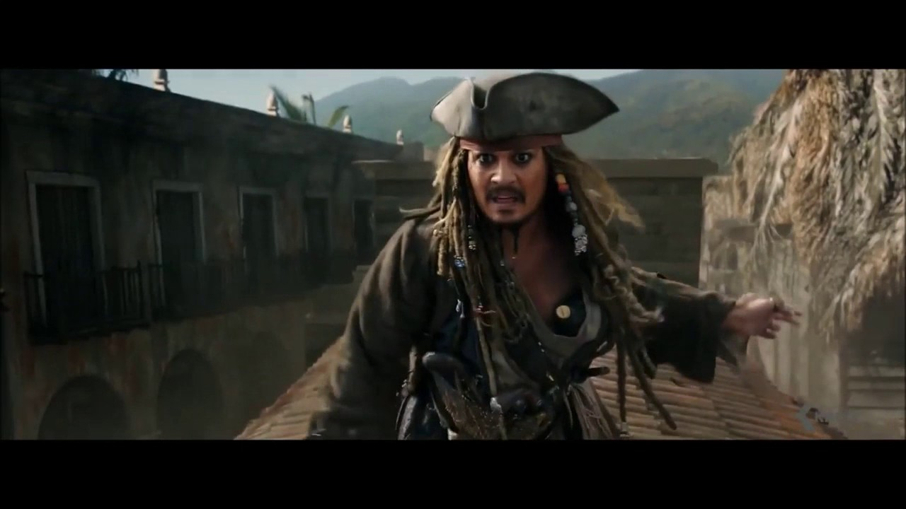 Pirates of the Caribbean | Dead Men Tells no Tales | Trailer 4
