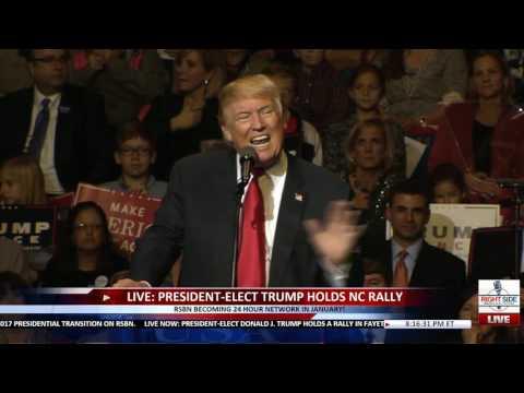 Full Event: Donald Trump/Newt Gingrich Rally in Cincinnati, OH (7-6-16 ...