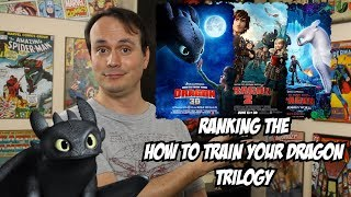 Ranking the How To Train Your Dragon Trilogy