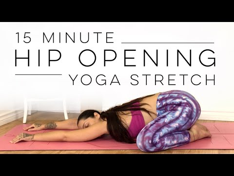Yoga For Hip Flexibility | Hip Opening Stretches For Tight Hips