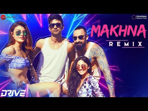 Makhna Remix By Dj Aqeel  Sushant Singh Rajput & Jacqueline Fernandez