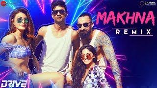 Makhna Remix by Dj Aqeel | Sushant Singh Rajput & Jacqueline Fernandez