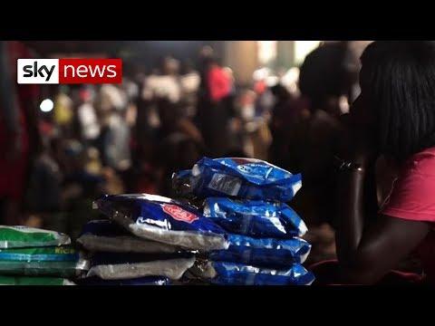 Zimbabwe on brink