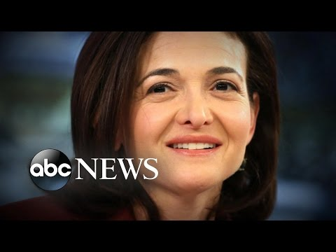 Facebook's Sheryl Sandberg Opens Up About Late Husband, New Year