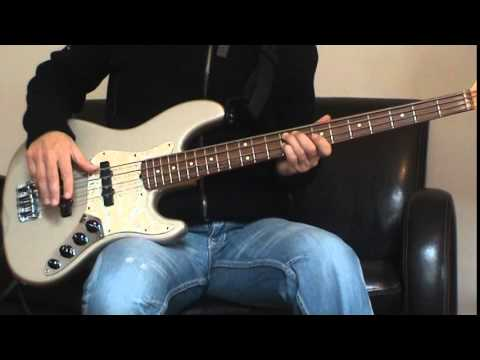 One Republic - Stop and Stare Bass cover