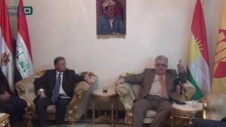 مصر العربية | شيركو حبيب: الشعب الكوردستاني يدعم ويساند الشعب الفلسطيني في قضيته
