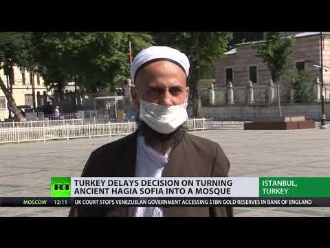 Erdogan plans to convert Istanbul's Hagia Sophia into mosque