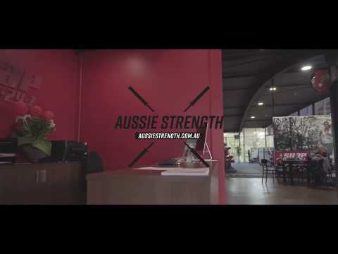 Aussie Strength X Snap Fitness Dural