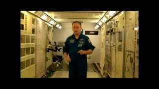 NASA Cribs with Astronaut Mike Fincke