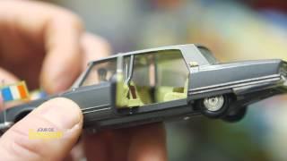 Les Dinky Toys, la grande histoire des petites voitures...