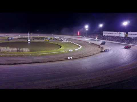 Route 66 Motor Speedway Modified's 5-13-17