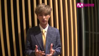 [Exclusive Teaser & Giveaway - ENG SUB] B1A4's JINYOUNG Invites You to Mwave's MEET&GREET