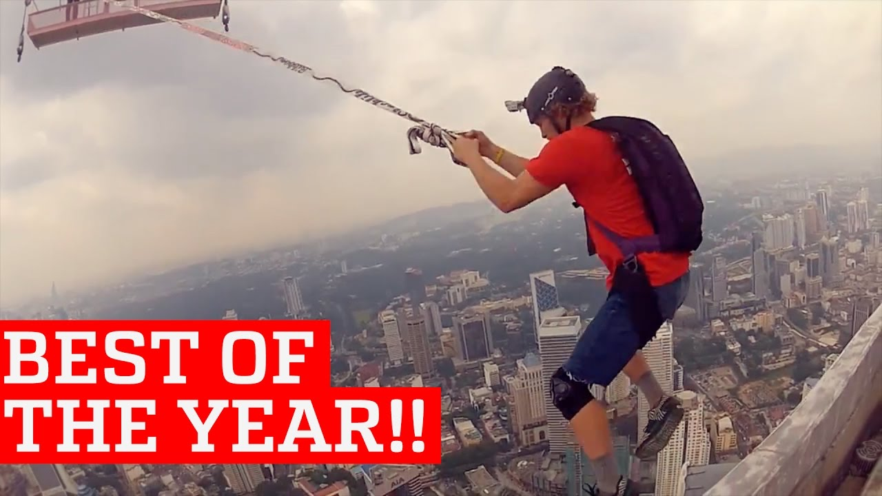 PEOPLE ARE AWESOME 2014 | BEST VIDEOS OF THE YEAR!