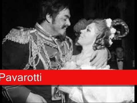Mirella Freni & Luciano Pavarotti: Bellini - I Puritani, 'A te o cara'