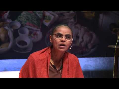 Everyone can do it: Marina Silva at TEDxRio+20