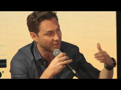 IMS Engage 2015 - Jason Strauss in Conversation with David Grutman
