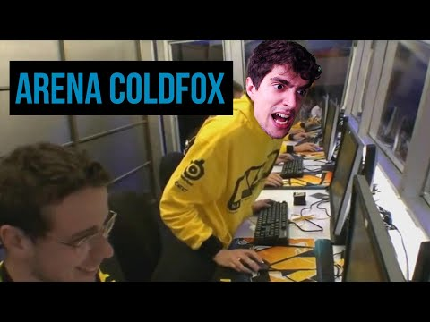 Arena Coldfox - sniper pure damage, void adaptativo