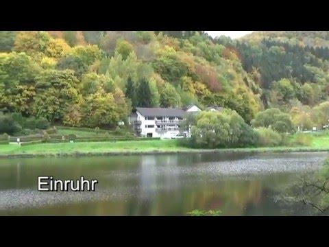 Nationalpark Eifel Einruhr,Rurberg,Gemünd,Nöhne wandelingen