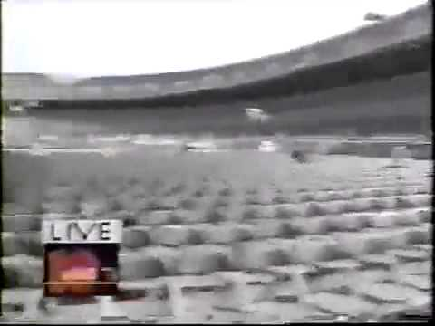 Elton John and Billy Joel - F2F  Columbus News Footage 1994