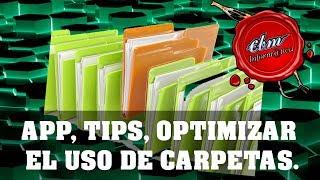 10 APPS, TRUCOS Y TIPS PARA OPTIMIZAR EL USO DE CARPETAS EN WINDOWS