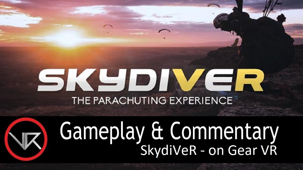 980a0d5099c3 The VR Shop - SkydiVeR - Gear VR Gameplay - YouTube