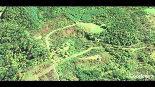 Baixar Google Earth tour of St. Bernard Acres homestead property.