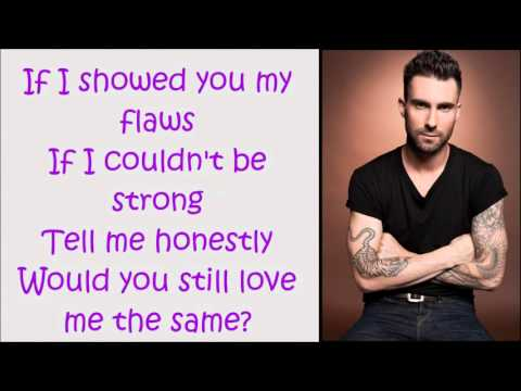 R.City Ft Adam Levine - Locked Away - Lyrics