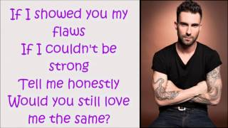 R.City ft Adam Levine - Locked Away - Lyrics