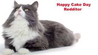 Redditor Cats Cake Day Song