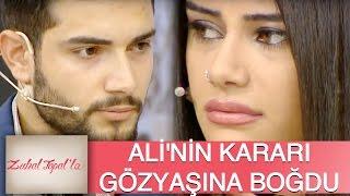 Zuhal Topal'la 108. Bölüm (HD) | Ali, Naz'a öyle Bir Şey Söyledi Ki, Naz Gözyaşlarına Boğuldu!