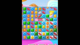 Candy Crush Jelly Saga Level 143 - NO BOOSTERS