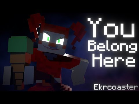 """""""You Belong Here"""" 