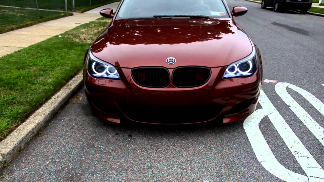 2016 Bmw M5 >> BMW M5 E60 Indianapolis Red бмв м5 е60 - YouTube