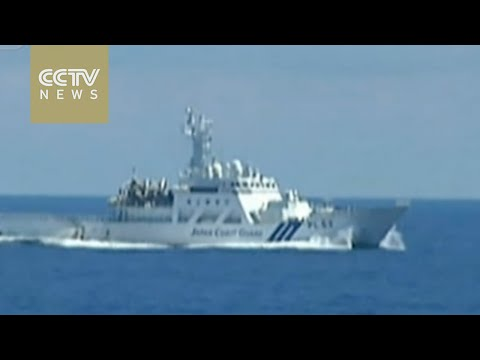China and Japan work to improve communications on maritime issues