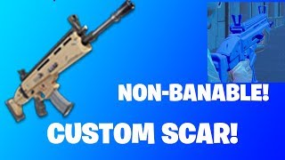 Fortnite Custom Weapon Skin: Comment créer facilement