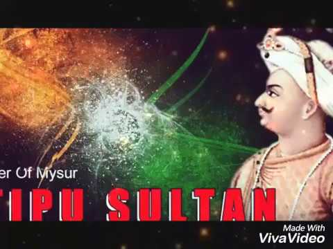 TIPU SULTAN ..DJ SONG & MIX WITH DIALOGUES OF AKBAR UDDIN OWASI...