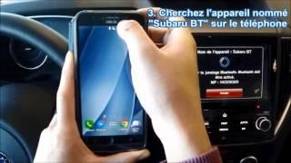 Comment connecter un téléphone Android en Bluetooth - TUTO