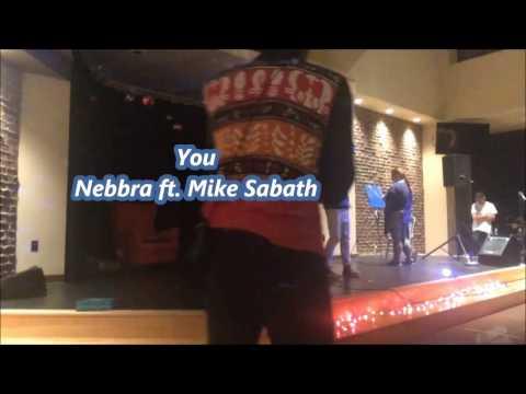 YOU - Nebbra ft. Mike Sabath   Bane0Fate   Live performance