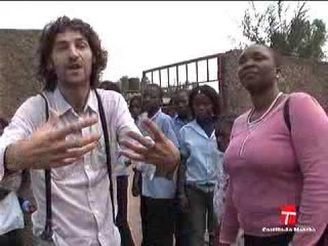 Castellano-manchegos por el Mundo: Mozambique, Invitado 2