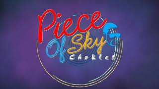"Choklet ""piece of sky"""