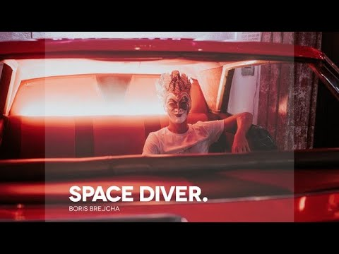 🃏 Boris Brejcha | Album Mix | Space Diver 🃏