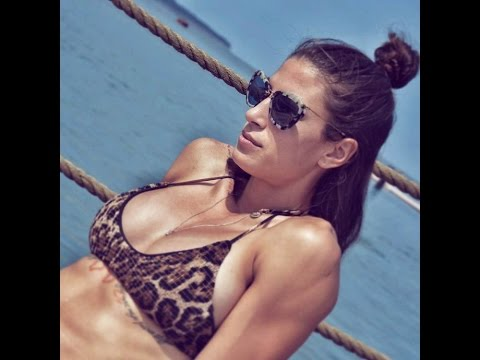 Rio 2016 - beautiful hot serbian long jumper Ivana Spanovic won Bronze