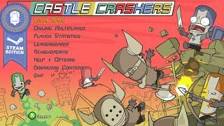 Castle Crashers №1 - Няшные Глаза