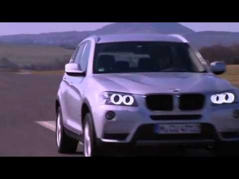 Neu 2011 : BMW X3 xdrive 20 d (F25) - Test Video ..........Oeni ...